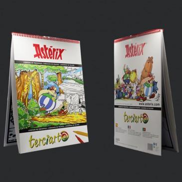 Livre de coloriage Astérix et Obélix